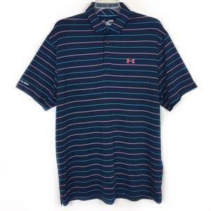 Armor HeatGear Short Sleeve Polo Shirt, XL
